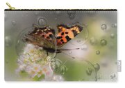 Butterfly Bubbles Carry-all Pouch