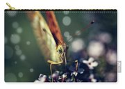 Butterfly Close Up Carry-all Pouch