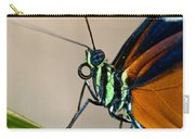 Butterfly Closeup Carry-all Pouch