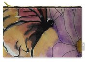 Butterfly Collecting Carry-all Pouch