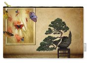 Butterfly Collection Carry-all Pouch