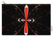 Butterfly Design Carry-all Pouch