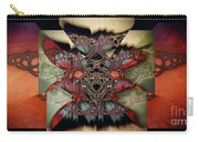 Butterfly Effect 2 / Vintage Tones  Carry-all Pouch