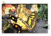 Butterfly Feast  Carry-all Pouch