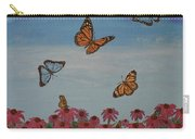 Butterfly Field Carry-all Pouch