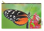 Butterfly  Golden Helicon Carry-all Pouch