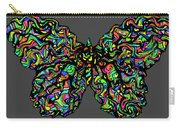 Butterfly Good And Bad  Carry-all Pouch