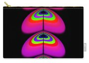 Butterfly Heart Carry-all Pouch