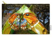 Butterfly Horse Ocala Florida Carry-all Pouch