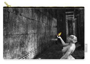 Butterfly In The Catacombs  2 Carry-all Pouch
