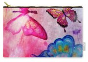 Butterfly Jam Carry-all Pouch