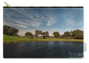 Butterfly Lake At Middleton Place Carry-all Pouch