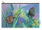 Butterfly Mammas Carry-all Pouch