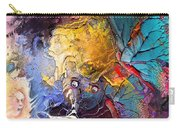 Butterfly Mind Carry-all Pouch