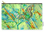 Butterfly Mosiac Carry-all Pouch