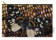 Butterfly On Indian Corn Carry-all Pouch