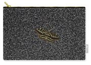 Butterfly On Stone Carry-all Pouch