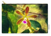 Butterfly Orchid - Encyclia Tampensis Carry-all Pouch