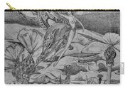 Butterfly People Carry-all Pouch