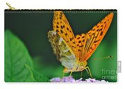 Butterfly Pose Carry-all Pouch