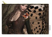 Butterfly Princess Of The Forest 2 Carry-all Pouch