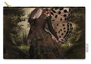 Butterfly Princess Of The Forest Carry-all Pouch