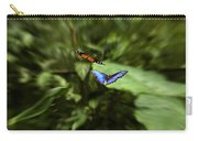 Butterfly Race Carry-all Pouch