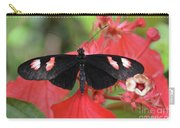 Butterfly Blush Carry-all Pouch