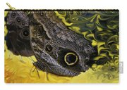 Butterfly Reflections Carry-all Pouch