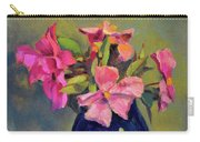Butterfly Roses Carry-all Pouch