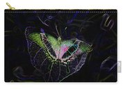 Butterfly Rws Work Number Two Carry-all Pouch