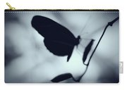 Butterfly Silhouette  Carry-all Pouch