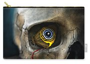 Butterfly Skull Carry-all Pouch