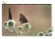 Butterfly Spring Nature Morning Scene Carry-all Pouch