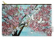 Butterfly Star Magnolia Soulangeana 201825 Carry-all Pouch