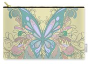 Butterfly Swirls Carry-all Pouch