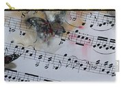 Butterfly Symphony Carry-all Pouch