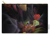 Butterfly Tea - Fractal Art Carry-all Pouch