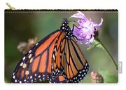 Butterfly - The Monarch  Carry-all Pouch