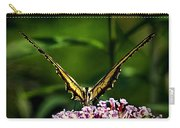 Butterfly Victory Carry-all Pouch