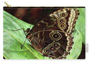 Butterfly Walk Carry-all Pouch