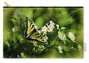 Butterfly Wall Decor Carry-all Pouch
