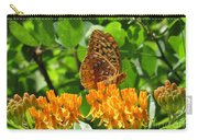 Butterfly Weed Fritillary Carry-all Pouch