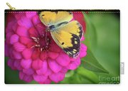 Butterfly Whispers Carry-all Pouch
