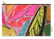 Butterfly Wing Carry-all Pouch