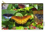 Butterfly Work 10 Carry-all Pouch