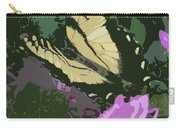 Butterfly's Delight Carry-all Pouch
