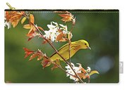 Buttery Yellow Warbler Carry-all Pouch