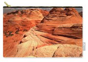 Buttes And Checkerboards Carry-all Pouch