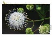 Buttonbush Flowers Carry-all Pouch